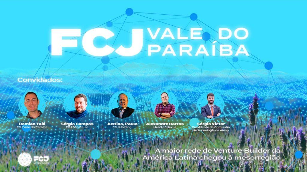 Lançamento FCJ Vale do Paraíba