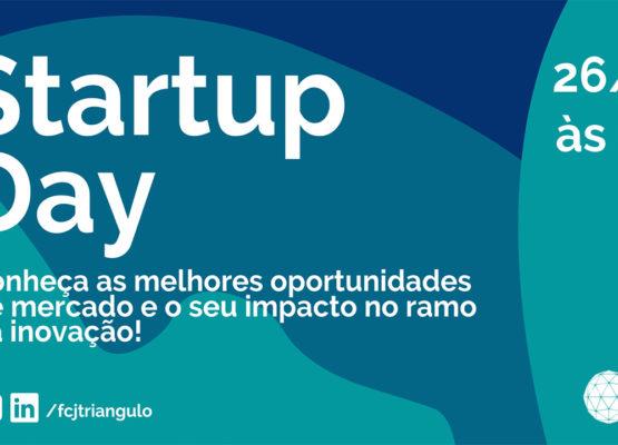 Startup Day – FCJ triângulo