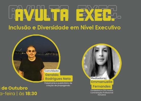 3º Avulta Exec. – Inclusão e Diversidade em nível executivo